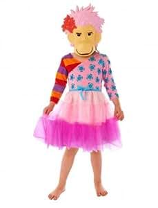 Christys Dress Up Zingzillas Panzee Costume (3 - 5 Years)