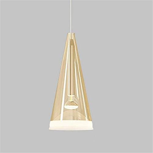 Led Wandleuchte Chandelierdecoration Pendelleuchten Designer aufrecht konische Hängelampe Lampara Colgante -