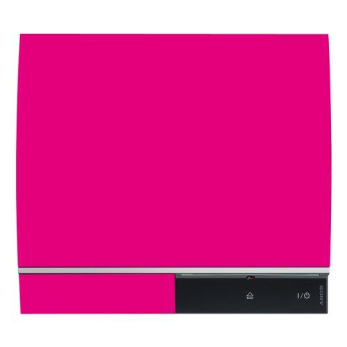 Skin-rosa Controller Ps3 (Disagu Design Skin for Sony PS3 liegend + Controller - motif