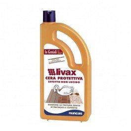 Livax cera protettiva ad effetto non lucido