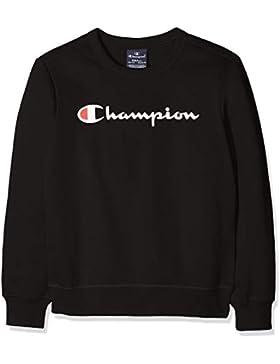 Champion Crewneck Sweatshirt, Sudadera para Niños