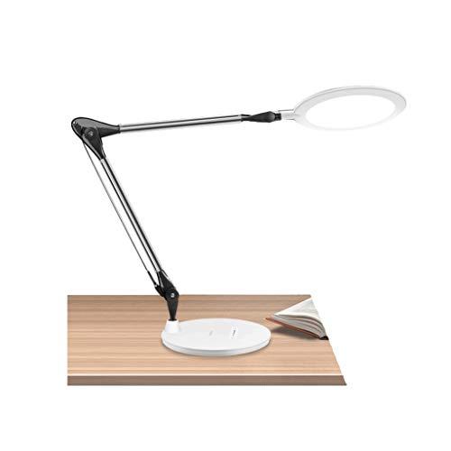 Voyant de Lecture de Protection des Yeux LED Luminosité réglable Pas de lumière Bleue, Pas de fréquence de clignotement