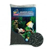 Flamingo - 400723 - Gravier pour aquarium - Noir - 8 l / 10 kg
