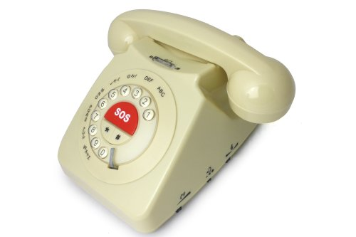 Geemarc CL60 Téléphone fixe vintage (version Française)