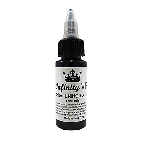 Fannty 30 ml/Flasche Tattoo Pigment Microblading Tattoo-Tinten, professionelle Tattoo Pigment-Tinten, sichere, halb dauerhafte Tattoo-Farben -