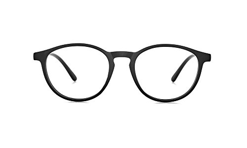 Anti-Blaulichtbrille My Blue Protect®, Sonnenbrille für Bildschirme, UV-Filter, (L001). Für Kinder, SCHWARZE MATTE.
