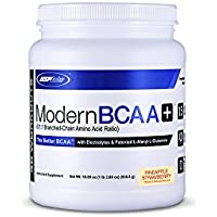 USP Labs Pineapple Strawberry Modern BCAA Plus Powder
