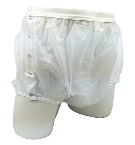 'Erwachsene Snap Wasserdicht Abmessungen-Winder-Kunststoff Inkontinenz Medium 32