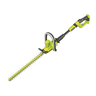 Ryobi OHT1850X ONE+ Cordless Extended Reach Hedge Trimmer, 18 V (Body only)