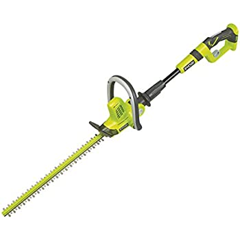 Black Decker 18 V Lithium Ion Pole Hedge Trimmer With 2 Ah