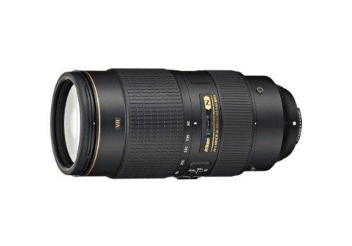 Nikon Nikkor AF-S - T l objectif zoom - 80 mm - 400 mm - f-4-5-5-6 G ED AF-S VR - Nikon F