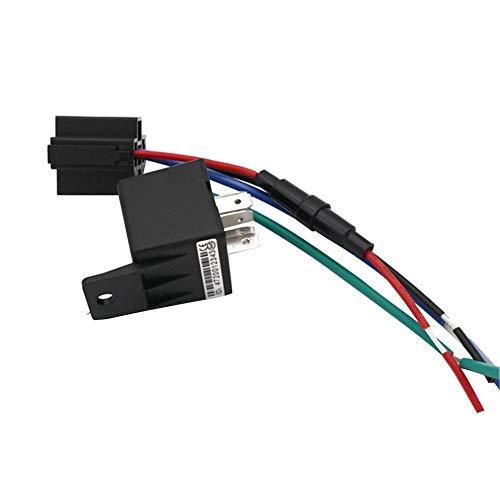 Lifire Tracker Relay GPS - Tracker Relay Echtzeit-Tracking Locator Diebstahlsicherungs-Stromversorgungssystem Für Die Fahrzeugsicherheit