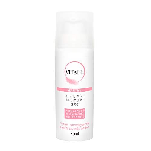 Crema Hidratante Facial mujer | Crema Antiarrugas