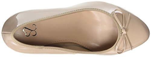 Evans - Extra Wide Nude, Scarpe col tacco Donna Off-White (Nude)