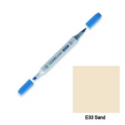 Copic Ciao Marker, E33 Sand by Copic