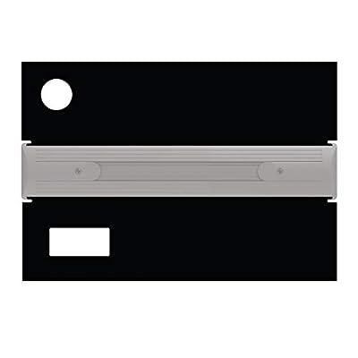 iQuatics Kit de Remplacement Universel Compatible Juwel – Rio 125 – avec Trous pour écumeur/mangeoire