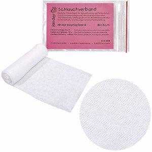 Elastische Schlauchverband (Söhngen Schlauchverband WS-Kinder elastisch 0,8mx8,0cm)