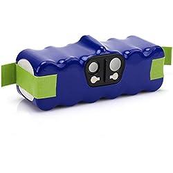 Morpilot Batterie de Remplacement X-Life pour iRobot Roomba, 14.4V 4050mAh, Durée de Vie Ultra Longue 1000 Cycles, Compatible avec Roomba Série 500 600 700 800 900