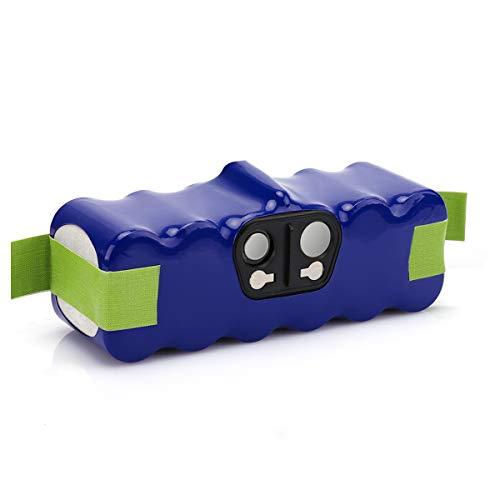 Morpilot Batteria Sostituzione per iRobot Roomba X-Life con 1000 Cicli di Carica, 14,4V 3800mAh Batteria Super Lunga Vita Espansa, Compatibile...