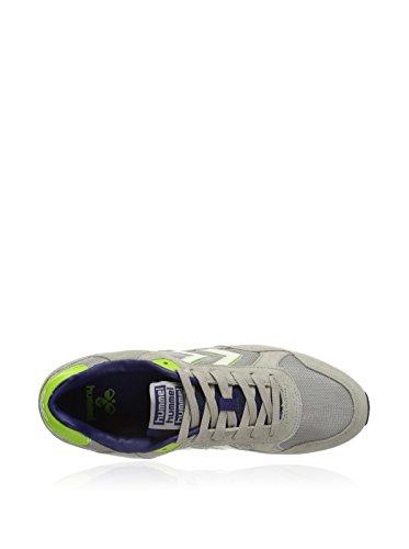 HUMMEL MARATHONA LOW 63-618-7429, Unisex-Erwachsene Sneaker, Blau (BLUE NIGHTS), EU 41 Dove