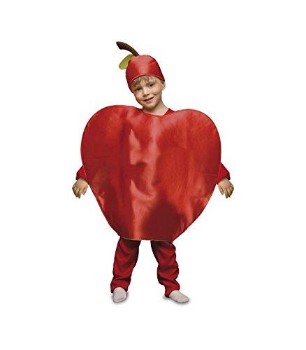 Imagen de disfraz de manzana  5 6 años