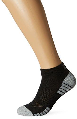 Under Armour Herren Heatgear Tech Locut 3PK Socken, Schwarz, XL (Under Armour Herren Socken)