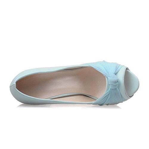 Materiale Flessibile Nodi Per Adee Sandali Tacchi Blu Alti I Tq74Xpq