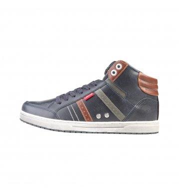 levis - sneakers Levis - BRANDS_65434 - 43, Bleu