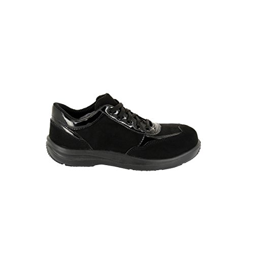 FOXTER - Chaussures de sécurité Basses Vicky - Confort Basket - Légères et respirantes - Femme - S3 SRA Cuir