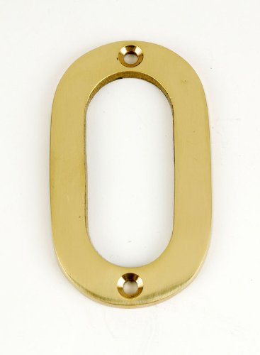 yale-numeral-0-polished-brass