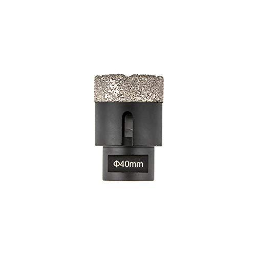 Diamant Bohrkrone 40mm M14 Diamant-Bohrer Bohrkrone Fliesenbohrer trocken dry