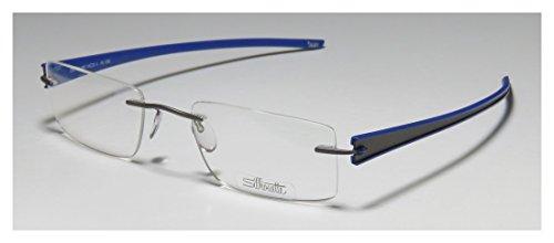 Silhouette Brillen TITAN RAYS 5253 6061 (Silhouette Brille Damen)