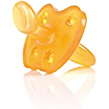 Hevea Star and Moon Orthodontic Pacifier for 0-3 Months