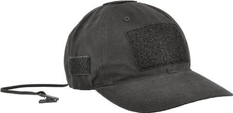 Hazard 4 Kappe PMC Classic Velcro Ball Cap, Schwarz, One