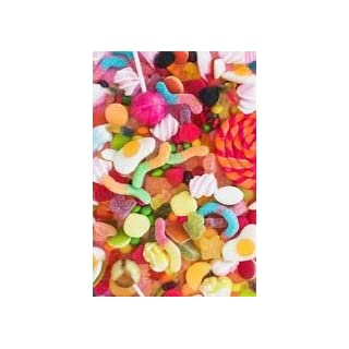 Jelly & Gummy Sweet Mix 1kg