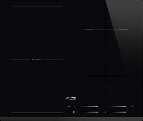 Smeg SI1M7643B piano cottura Incasso A induzione Nero