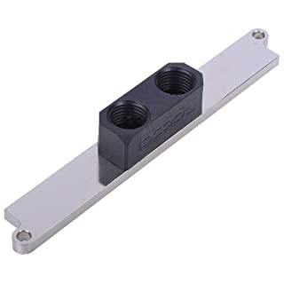 Alphacool HF 14 Smart Motion cooling plate GigaByte GA-Z87X-UD5H + UD4H Mosfet 1 - nickel