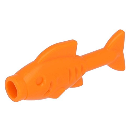 LEGO 10 x Fisch - Lego Fisch