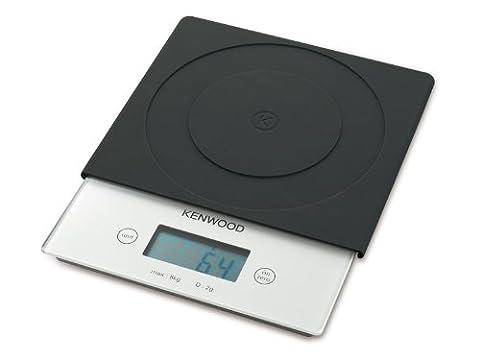 Kenwood AT 850 B Digitale Küchenwaage bis 8 kg,