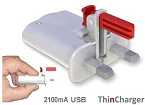 Thin Charger White (2013 Version)