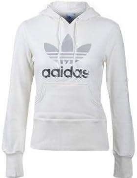 Adidas Damen Trefoil Hoody