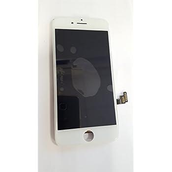 Novita Pantalla Pantalla iPhone 7 Blanco emporiotecnologico Repuesto Completo Cristal Touch Carcasa LCD Alta Calidad