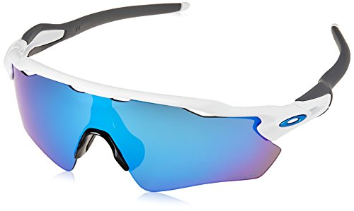 Oakley Herren Radar Ev Path 920873 Sonnenbrille, Braun (Polished White), 40
