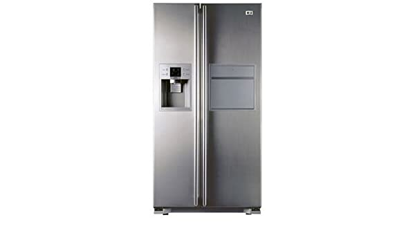 Side By Side Kühlschrank Privileg : Lg gw p xsnk side by side kühlschrank mit l indoor icemaker