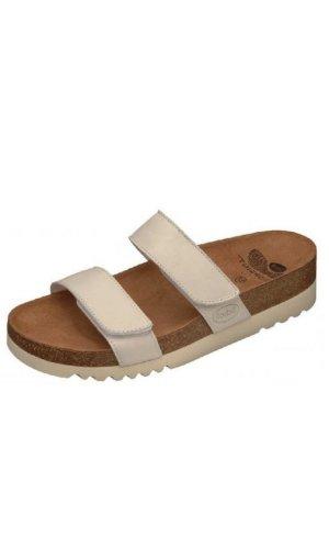Scholl ,  sabot/sandali donna bianco bianco 35