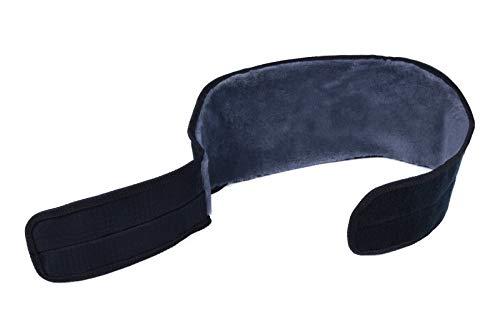 Moro-Design Lammfell Nierengurt Nierenschutz Nierenwärmer Rückengurt Rücken Übergröße S-3XL (S)