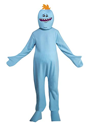 LF Centennial Pte. Adult Rick and Morty Mr. Meeseeks Fancy Dress Costume Medium