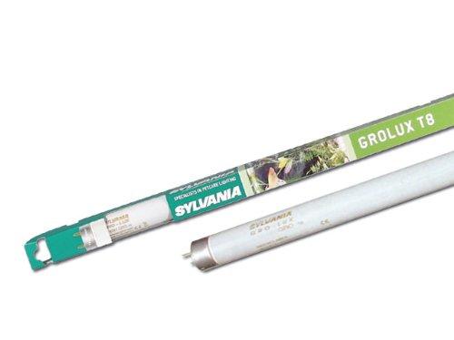 Sylvania Leuchtstoffröhre Grolux - T5, 24W - 438mm - Leuchtstoff-shop-leuchten