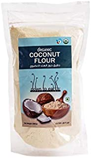 Down To Earth Organic Coconut Flour - 500grm