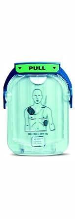 Philips HeartStart HS1 Patch électrodes adulte pour défibrillateur automatique